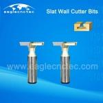 Slatwall Router Bits Slatwall Cutter for T Slot Cutting