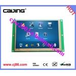 HMI 7 inch high definition 1024x600 dots matrix TFT smart terminal lcd module support RS232.RS485.TT