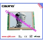 5.6 inch 640x480 dots tft smart terminal lcd module support RS232 RS485 TTL