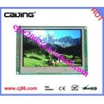 "TTL 5v 480x272 pixel hmi 4.3"" tft color smart terminal lcd module display with 2G flash"
