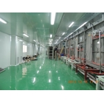 ITO conductive glass magnetron sputtering coating line