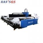 2000w Laser Steel Pipe Cutting Machine with World ' s Top Fiber Laser Generator - IPG