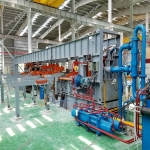 Steel Pipe Hydro Testing Machine