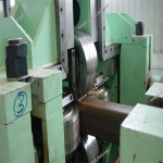 Round to Square Pipe Forming Machine Unit