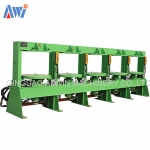 Inner tyre tube curing press