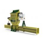 Styrofoam compactor GREENMAX ZEUS C100