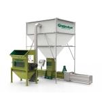 GreenMax styrofoam compactor ZEUS C300