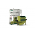 Styrofoam recycling machine GREENMAX Mars C300