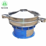 Round vibrating separator for all kinds of powder