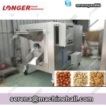 Drum Peanut Almond Nuts Roasting Drying Machine China Supplier