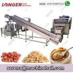 200 KG Automatic Peanut Butter Production Line LONGER Brand