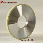 Cylindrical Diamond Wheel for PDC Cutter / PDC Drill Bits Grinding