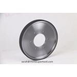 Vit CBN Grinding Wheel for Cleaning Up the End of Shaft,Crankshaft grinding
