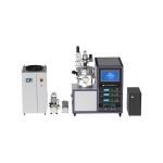 3 target RF magnetron co-sputtering coating equipment for nano film