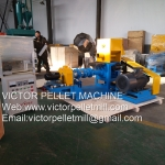 Cheap price floating fish feed pellet machine for catfish tilapia