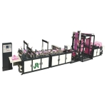 Full Automatic Tridimensional Non Woven Bag Making Machine Manufacturers in India