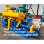 Cheap fish feed making machine from factory supplier