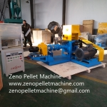 Floating fish feed extruder machine for Nigeria