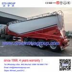 bulk cement semi trailer